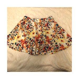 🌟2/15 SO Watercolor Circle Skater Skirt